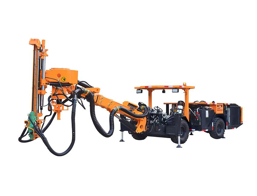 KM211型全液压锚杆台车