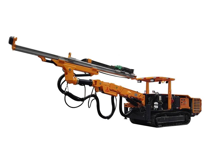 KJ310型全液压掘进钻车