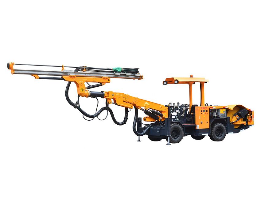 KJ211型全液压掘进钻车