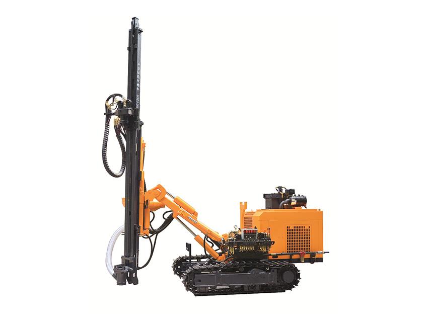 KG420/KG420H型露天潜孔钻车