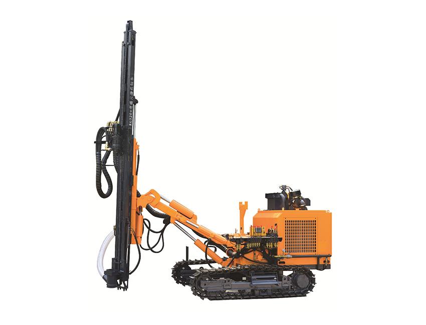 KG320/KG320H型露天履带潜孔钻车