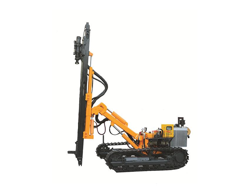 KG310/KG310H型露天潜孔钻车