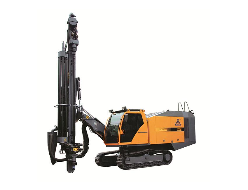 KT20型一体式露天潜孔钻车