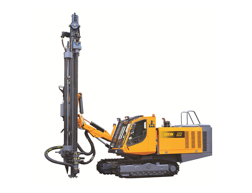 KT12型一体式露天潜孔钻车