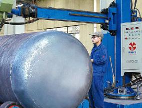 压力容器焊接中心