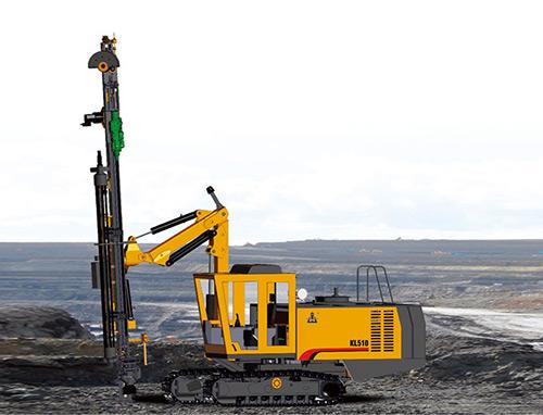 KJ212型全液压掘进钻车